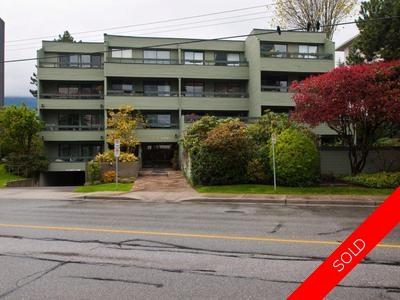 Dundarave Condo for sale: Bellevue Gardens 1 bedroom 575 sq.ft. (Listed 2011-05-06)
